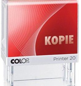 Colop Colop formulestempel Printer PRINTER 20 KOPIE