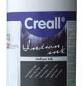 Creall Creall Oost-Indische inkt 500ML ZW