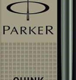 Parker Parker inktpatronen Quink ZWART PK 5X