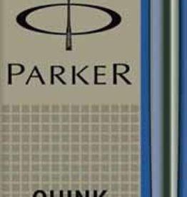 Parker Parker inktpatronen Quink BLAUW PK 5X