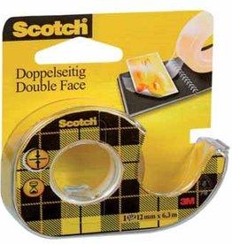 Scotch Scotch® dubbelzijdige plakband