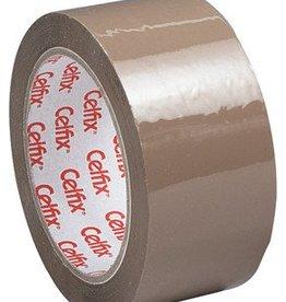 Celfix Celfix verpakkingsplakband breedte: 50 mm, bruin