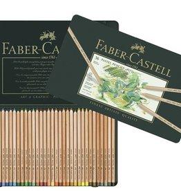 Faber Castell Faber Castell Pitt pastelpotlood metalen etui a 36 stuks