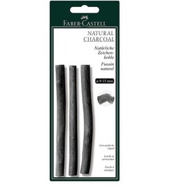 Faber Castell Faber Castell Pitt Monochrome 9-15 mm op blister houtskool