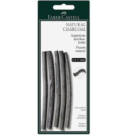 Faber Castell Faber Castell Pitt Monochrome 7-12 mm op blister houtskool