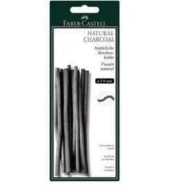Faber Castell Faber Castell Pitt Monochrome 5-8 mm op blister houtskool