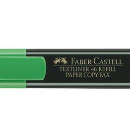 Faber Castell Faber Castell 48 groen tekstmarker