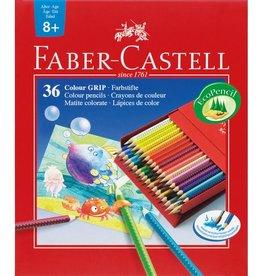 Faber Castell Faber Castell GRIP studiobox a 36 stuks kleurpotloden