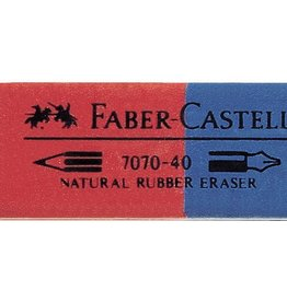 Faber Castell Faber-Castell Combi 7070-40 rubber gum
