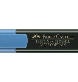 Faber Castell Faber Castell 48 blauw tekstmarker