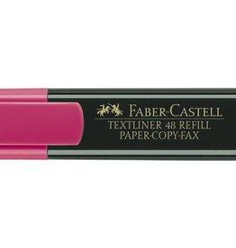 Faber Castell Faber Castell 48 roze tekstmarker