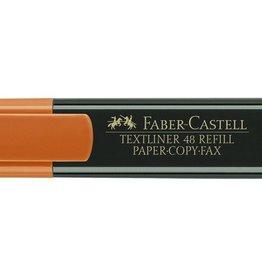 Faber Castell Faber Castell 48 oranje tekstmarker