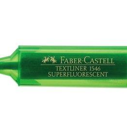 Faber Castell Faber Castell 1546 groen tekstmarker