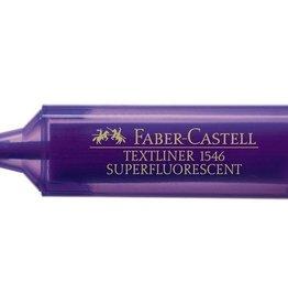 Faber Castell Faber Castell 1546 violet tekstmarker