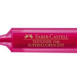 Faber Castell Faber Castell 1546 roze tekstmarker