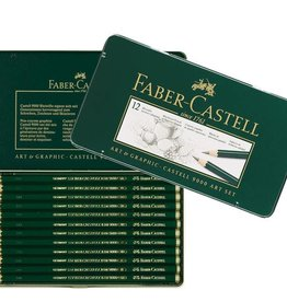 Faber Castell Faber-Castell potlood 9000 Art Set