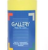 Gallery Gallery plakkaatverf, flacon van 500 ml, lichtgeel