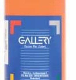 Gallery Gallery plakkaatverf, flacon van 1 l, oranje