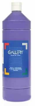 Gallery Gallery plakkaatverf, flacon van 1 l, paars