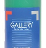 Gallery Gallery plakkaatverf, flacon van 500 ml, donkergroen