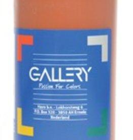 Gallery Gallery plakkaatverf, flacon van 500 ml, lichtbruin