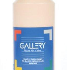 Gallery Gallery plakkaatverf, flacon van 500 ml, huidskleur