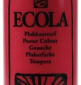 Talens Talens Plakkaatverf Ecola flacon van 1.000 ml, karmijnrood