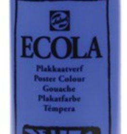 Talens Talens Plakkaatverf Ecola flacon van 500 ml, donkerblauw
