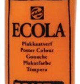 Talens Talens Plakkaatverf Ecola flacon van 500 ml, oranje