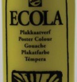 Talens Talens Plakkaatverf Ecola flacon van 1.000 ml, citroengeel