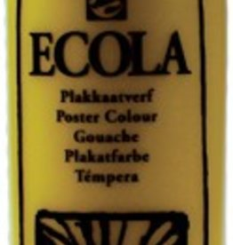 Talens Talens Plakkaatverf Ecola flacon van 1.000 ml, donkergeel