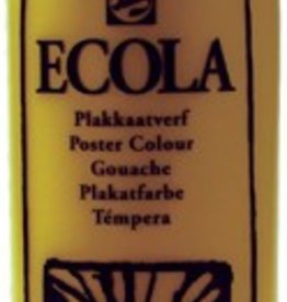 Talens Talens Plakkaatverf Ecola flacon van 1.000 ml, okergeel