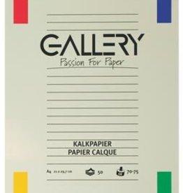 Gallery Gallery kalkpapier, ft 29,7 x 42 cm (A3), etui van 20 vel