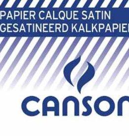 Canson Canson kalkpapier ft 21 x 29,7 cm (A4), etui van 12 blad