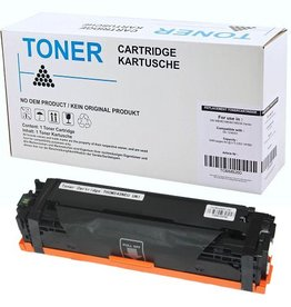 Hewlett-Packerd NuOffice Hp 125A Cb543A Canon 716 magenta Compatible toner