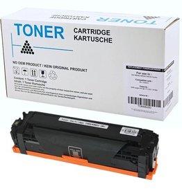 Hewlett-Packerd NuOffice Hp 125A Cb540A Canon 716 zwart Compatible toner