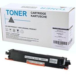 Hewlett-Packerd NuOffice Hp 126A Ce311A Laserjet Cp1025 cyan Compatible toner