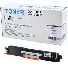 Hewlett-Packerd NuOffice Hp 126A Ce312A Laserjet Cp1025 geel Compatible toner