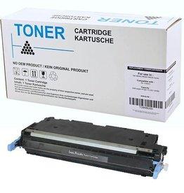 Hewlett-Packerd NuOffice HP 501A Q6470A zwart Compatible toner