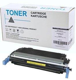 Hewlett-Packerd NuOffice HP 502A Q6472A geel Compatible toner