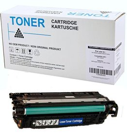 Hewlett-Packerd NuOffice HP 504A CE253A, Canon 723 magenta Compatible toner