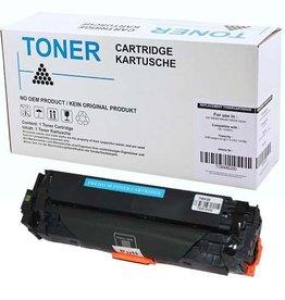 Hewlett-Packerd NuOffice HP 312 A CF 381A cyan toner cartridge