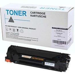 Hewlett-Packerd NuOffice HP 78A CE278A, Canon 726 728 Compatible toner
