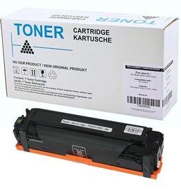 Hewlett-Packerd NuOffice Hp 128A Ce321A Cp1525 cyan Compatible Toner
