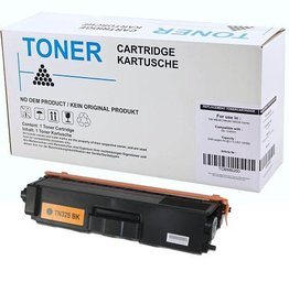 Brother NuOffice Brother TN-325BK Compatible toner