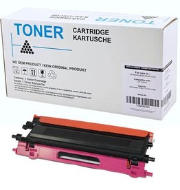 Brother NuOffice Brother TN130 TN135 magenta compatible toner