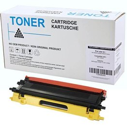Brother NuOffice Brother TN130 TN135 geel Compatible toner
