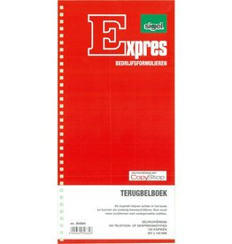Sigel Sigel Expres terugbelboek zelfkopierend met spiraal FSC