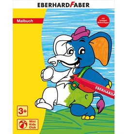 Eberhard Faber Eberhard Faber kleurboek Mini Kids Club 25 x 19cm