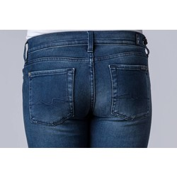 7 FOR ALL MANKIND ROXANNE DARK BLUE